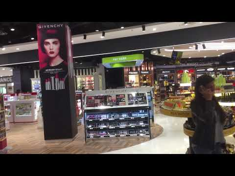 Auckland Duty Free Walk Through Video December 2017