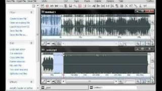 how to wavepad ringtone creator screenshot 5