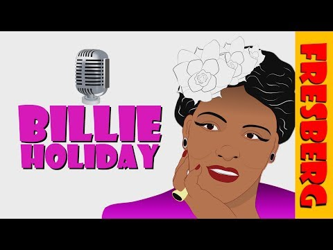 Who is Billie Holiday for Kids? Educational Biography for Students Black History Videos