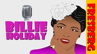 Who is Billie Holiday? Educational Biography for Students (Black History Videos)