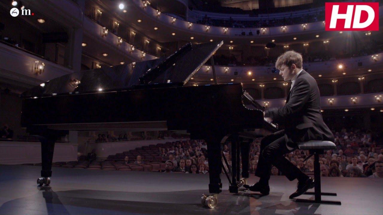 PRELIMINARY ROUND - Georgy Tchaidze (Russia) - Rachmaninov: Études-tableaux, Op. 33