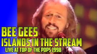 Bee Gees Islands In The Stream LIVE Top of the Pops 1998 Excellent Quality Song 2 of 6.mp3