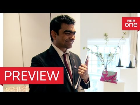 Karthik: The Fashion Guru - The Apprentice 2016: Episode 4 Preview - BBC One