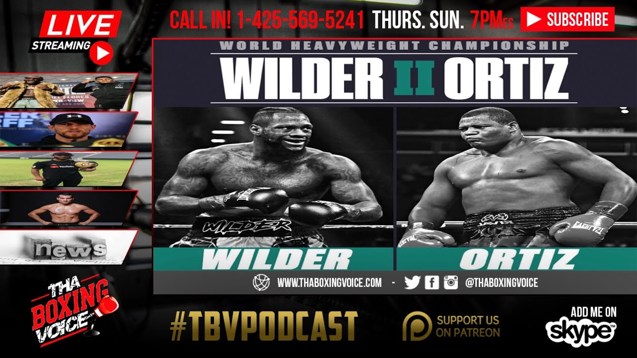 Deontay Wilder vs. Luis Ortiz 2: Fight prediction, boxing odds, card ...