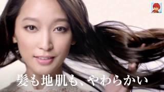 【日本廣告】資生堂「TSUBAKI」洗護系列一直都用女優演出CM,今次破天荒...