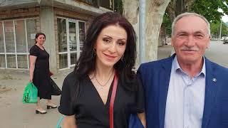 • Южная Осетия, город Цхинвал, 25.05.2018. South Ossetia, Tskhinval city, 25.05.2018