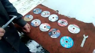 Тест-обзор отрезных абразивных кругов по металлу! Какой отрезной диск на болгарку выбрать?