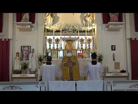 Our Lady Help of Christians - Low Sunday Mass