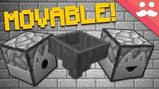 How Useful is MOVABLE Redstone in Minecraft!?