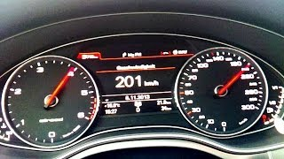Audi A6 Allroad 2013 Videos