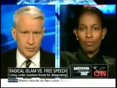 South Park Muhammad Cartoon Sparks Jihadi Death Threats - Ayaan Hirsi Ali