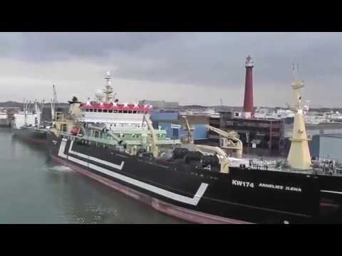 Minicruise IJmuiden-Newcastle