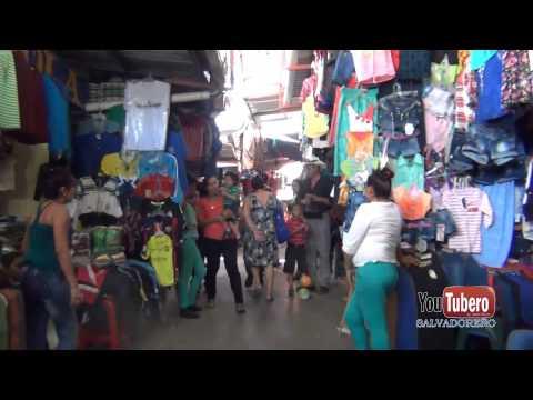 Santa Rosa De Lima La Union Mercado Municipal Parte II El Salvador Sv
