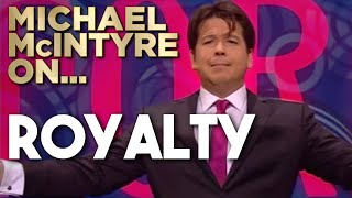 Teasing Prince William and Kate About Being Royal And Having A Royal Baby | Michael McIntyre
