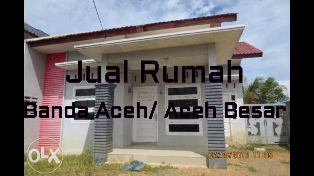 Jual Rumah Minimalis Banda Aceh Aceh Besar NEGO YouTube
