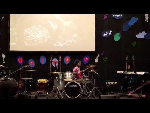 Royal Primary Academy - Music Week 2018 - Drum by Efata
