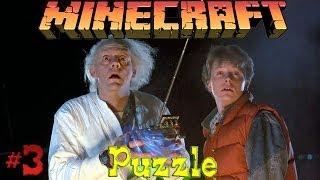 Назад в будущее - #3 - Minecraft - Машина Времени!