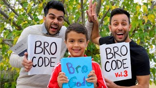 Download Bro Code (Part 3) | Anwar Jibawi Mp3 and Videos