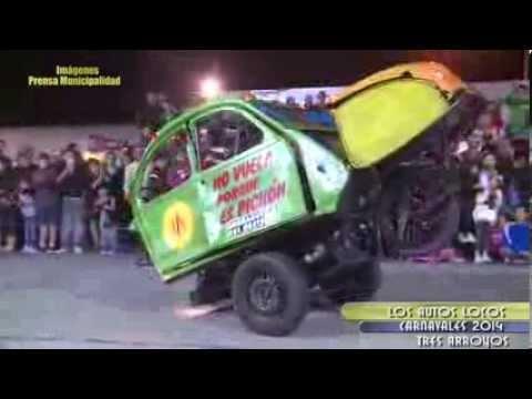 Download Los Autos Locos - Carnavales 2014
