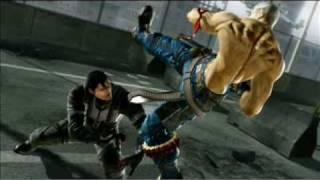 Tekken 6 bloodline rebellion (Urban war zone)