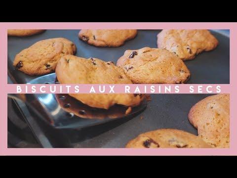 biscuits-aux-raisins-secs