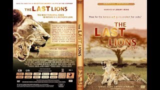 Ma di Tau - The Last Lions. HD. Мадитау - Последние львы. 2011. (Nat Geo Wild HD)