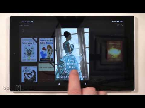 Amazon Fire HD 10.1 Review