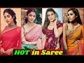 Bollywood Actresses who Look Beautiful in Saree