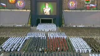 فن العازي من المهرجان الشعبي للعيد الوطني الاربعين  2010