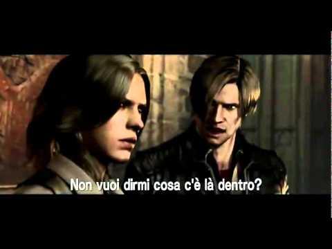 Resident Evil 6 Trailer Ita.wmv