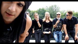 """Nightshade On Tour - Interview mit """"End Of Green"""" auf dem Blackfield Festival, 14.06.15"""