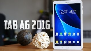Samsung Galaxy Tab A6, review en español