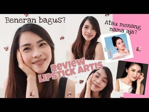 top-lipstik-artis---sandra-dewi,-titi-kamal,-giselle,-aurel-|-review-jujur