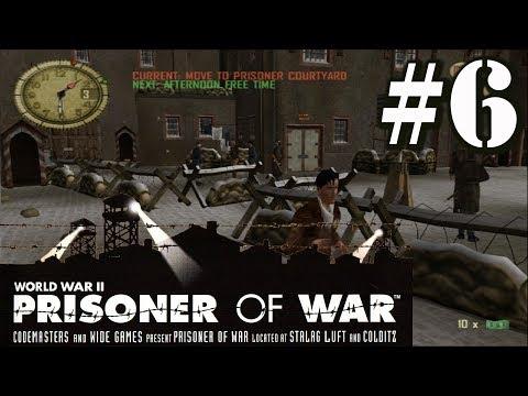 Let's Play Prisoner of War #6 - Bloody Colditz