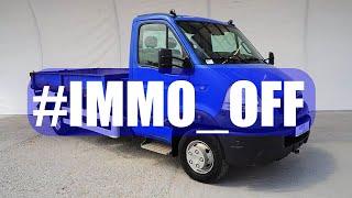 Как самому отключить иммобилайзер Renault Mascotte