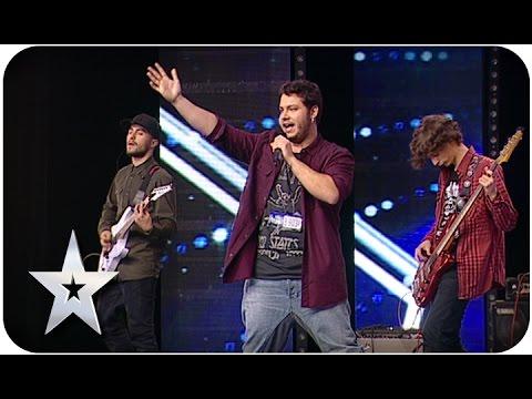 Cruzados - Audições PGM 02 - Got Talent Portugal Série 02