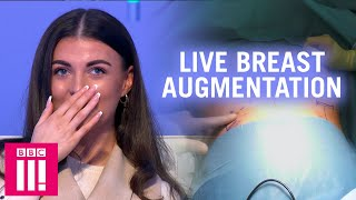 Would You Consider Breast Implants After Watching This? | Plastic Surgery Undressed