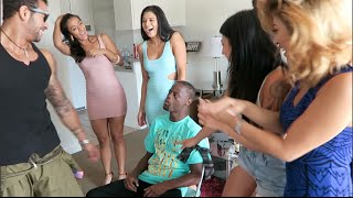 Stripper Prank On Welven Da Great!