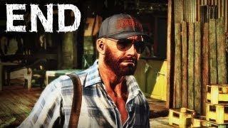 Max Payne 3 - ENDING - Gameplay Walkthrough - Part 38 (Xbox 360/PS3/PC) [HD]