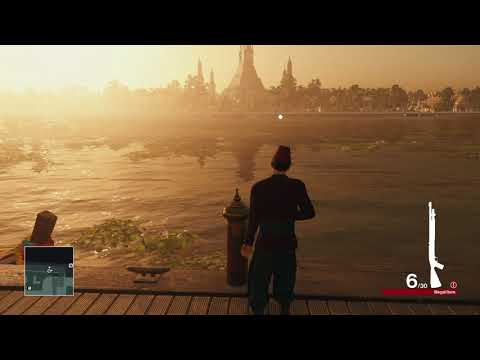 Killed everyone in Bangkok except one, game freezes at the end