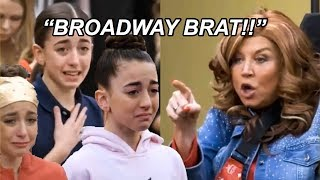 GiaNina CRYING compilation & BRAT moments | Dance Moms