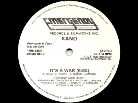It's A War (Extended Edit) - Kano