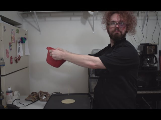 How To Make A Perfect, Round Pancake Pt. 3 (THE FINAL SHOWDOWN)