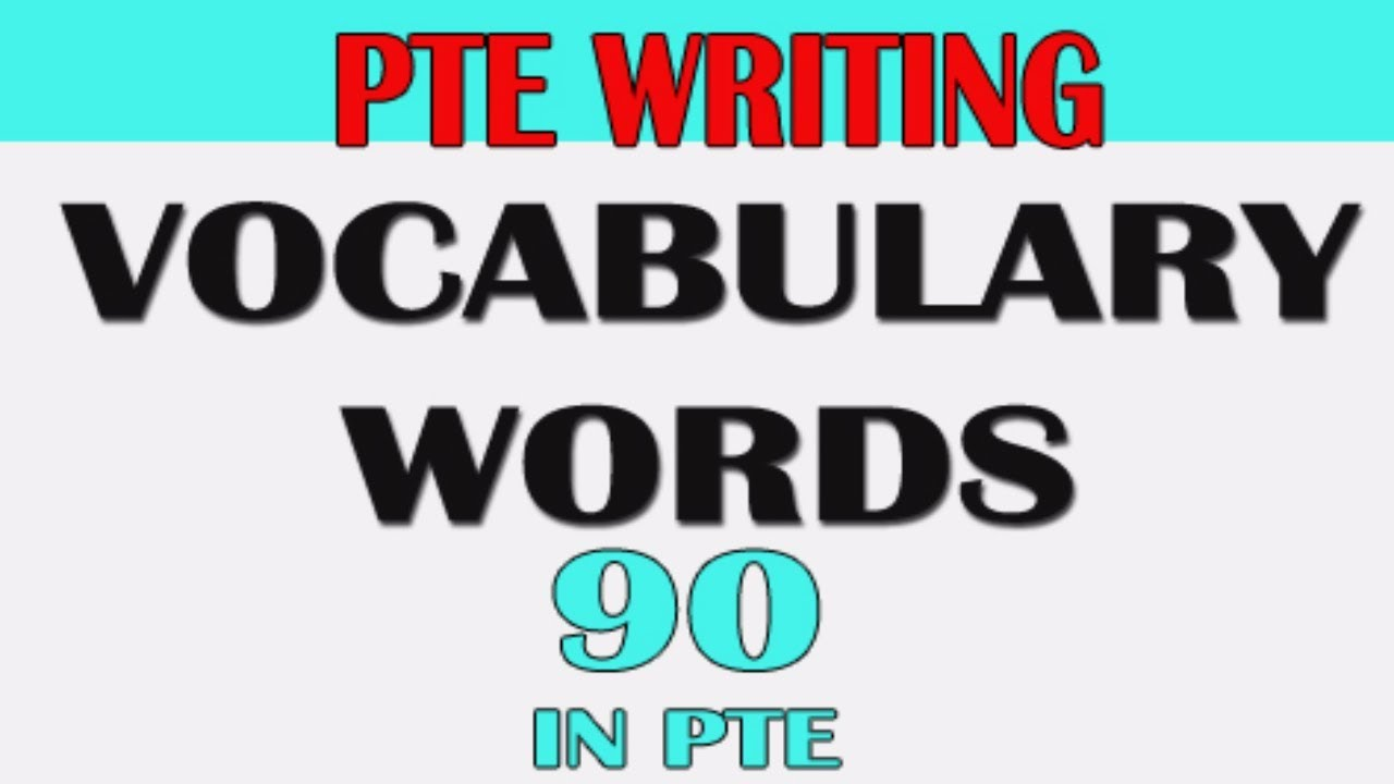 Power Of Words Essay Pte Writing Vocabulary List For  Score In Pte Scholarship Essay Format also Myth Essay Pte Writing Vocabulary List For  Score In Pte  Youtube Short Personal Essay