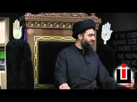 Legendary Knowledge and Debates of the 8th Imam Ali ar-Ridha (a.s.) - Maulana Syed Ali Raza Rizvi