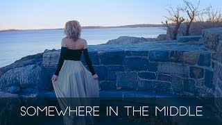Somewhere In The Middle (Official Music Video) - J.Antonette