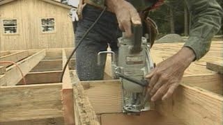 Framing Floors and Stairs with Larry Haun