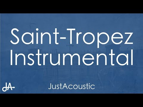 Saint-Tropez – Post Malone (Acoustic Instrumental)