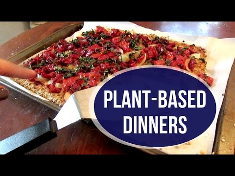 Plant-Based Dinners On A Budget