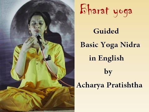 Yog Nidra/ Shavasana/ Guided Meditation in english | get 5 hour sleep relaxation in 10 minutes